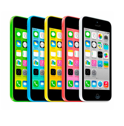 IPHONE-5-ET-IPHONE-5C Apple