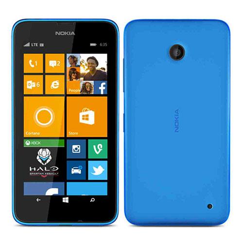 NOKIA-LUMIA-635 Nokia