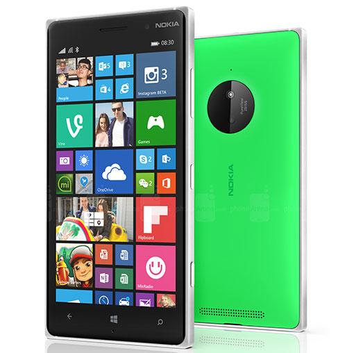 NOKIA-LUMIA-830 Nokia