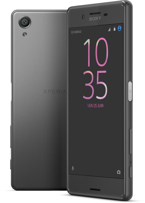 Smartphone-Sony-Xperia-X-32-Go-Noir-Graphite SONY