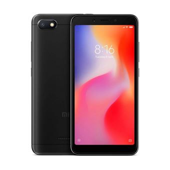 Smartphone-Xiaomi-Redmi-6-Double-SIM-32-Go-Noir Xiaomi
