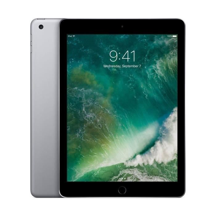 apple-ipad-9-7-2017-5eme-generation-128go-wifi Apple