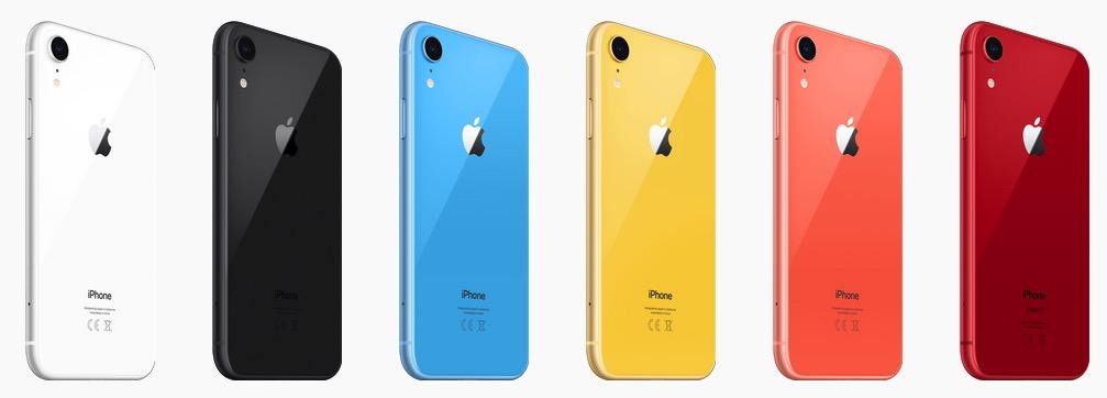 iphone-xr-couleurs-3 Apple