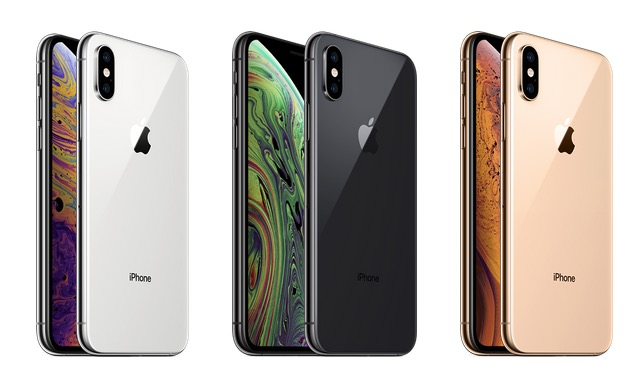 iphone-xs-finitions Iphone