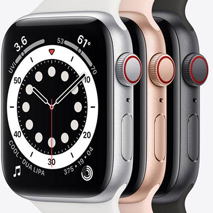 apple-watch-se-2020 Montre connectée